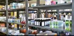 Осушение воздуха на фармацевтических складах и в аптеках с помощью оборудования Тротек
