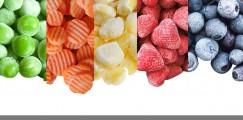 Осушители Тротек на производстве замороженных овощей, фруктов и ягод