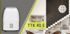 Обзор осушителя Trotec TTK 40 E